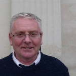 Dave Winstone District councillor for St Stephen