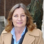 Sue Featherstone District councillor for St Stephen