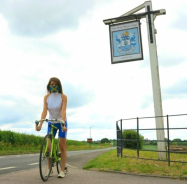 Annie calls for Redbourn Road cycle Lane